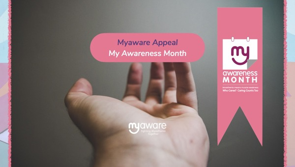 My Awareness Month Appeal
